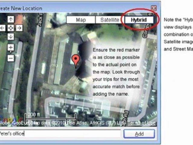 Little Logbook | SARS compliant GPS Logbook