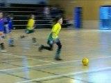 Futsal. Explications, démo, règles, pratique