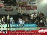 Basket Ligue Féminine : Villeneuve d'Ascq -  Les Landes (64 à 63)