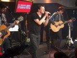 Blankass - La couleur des blés en live dans le Grand Studio RTL présenté par Eric Jean Jean
