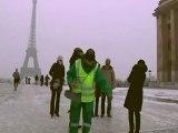 La ola de frío en Europa deja ya más de 300 muertos