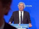 UMP - Jérôme Bignon - La vocation maritime de la France