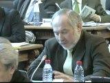 Pierre POILLOT. Plan départemental d'élimination des déchets. Session du 3 février 2012 du Conseil général de la Côte-d'Or (déchets 2)