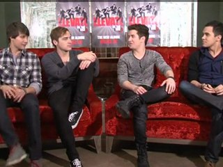 Big Time Rush talk dance-offs with One Direction