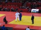 JC Bazeilles Judo Grand Slam Paris 2012 Teddy Riner 1
