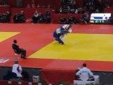 JC Bazeilles Judo Grand Slam Paris 2012 Teddy Riner 3