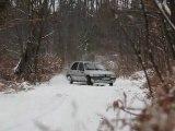 Session délire dans la neige 5 02 2012
