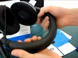 Corsair HS1 Virtual Surround Sound USB Gaming Headset Unboxing & First Look Linus Tech Tips