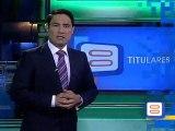 """Titulares de """"El Observador"""" de RCTV, Venezuela. Lunes 06 de Febrero de 2012"""