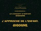 Conférence publique L'Enfant Gigogne - La Roche sur Yon