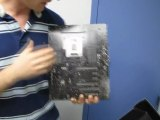 ASUS X79 Sabertooth TUF Series Gaming Motherboard Unboxing & First Look Linus Tech Tips