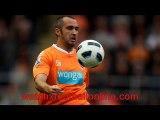Football Live Match Sheffield Wednesday vs Blackpool From England