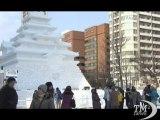 Giappone, manga e animali di ghiaccio: al via festival Sapporo. Più grande evento invernale: attesi 2 milioni di spettatori