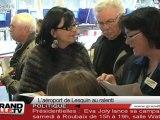 Service minimum: L'aéroport de Lille Lesquin au ralenti !