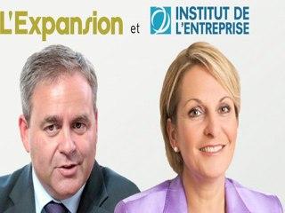 Débat L'Expansion / Institut de l'entreprise / 10 avril 2012