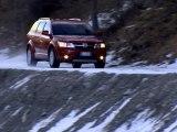 Autosital - Première vidéo dynamique du Fiat Freemont 4x4