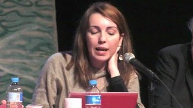 Leur dette, notre démocratie: Katerina Kitidi