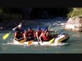 Rafting dans les Gorges du Verdon avec Base Sport Nature