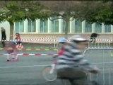 TELETHON 2011 : Relais Trotinettes, Rollers et Vélo à Villenave d'Ornon (Gironde-33)