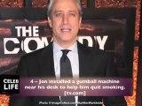 Jon Stewart - Top 10 Fun Facts