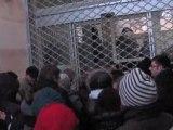 Beauvais : les parents du collège Fauqueux manifestent le 7/2/2012