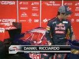 F1 2012 - Tocca alla nuova Toro Rosso