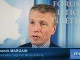 Interview de M. Franck Margain - Conseiller Régional Ile de France au Forum Politique Chrétien le 21 Janvier 2011