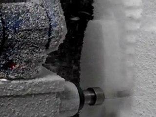 video robot scultore 3D by Erregi 2 Industriale