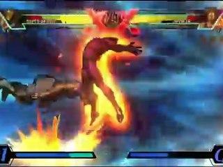 Ability Card Trailer de Ultimate Marvel vs Capcom 3