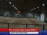 Après match, J10 CS EF Nyons contre Saint-Priest