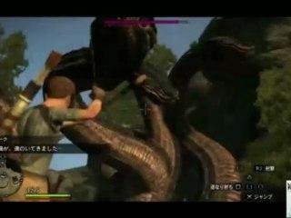 Gameplay partie 2 de Dragon's Dogma