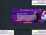 SONY PS3 JAILBREAK 4.10 CUSTOM FIRMWARE 4.10-jb USB FOUND