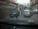 Voleur : la technique du faux accident de voiture