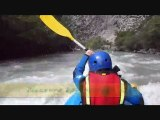 Canoe/Kayak-Raft in the Alps with Base Sport Nature