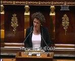 7/02/12 Intervention en séance publique de Françoise Guégot sur la résorption de l'emploi précaire dans la fonction publique
