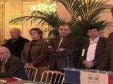 Discours de Dominique Reynié, lauréat du prix du livre politique et du prix des députés