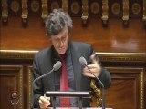 Intervention de David Assouline lors du débat sur le rapport annuel du contrôle de l'application des lois