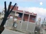 Syrie: pas de répit pour les habitants de Homs