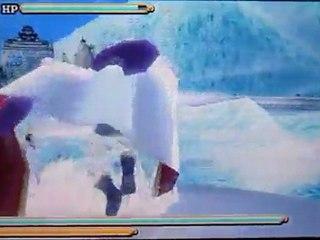 Démonstration Démo de One Piece Unlimited Cruise SP