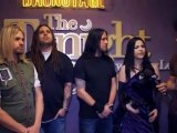 Evanescence Interview @ The Tonight Show with Jay Leno 2012