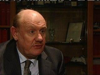Capello reaction: Former FA chief executive Brian Barwick