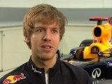 Red Bull Racing 2012 Car Launch Segment Interview Sebastian Vettel