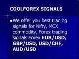 nifty signals,commodity signals,forex signals