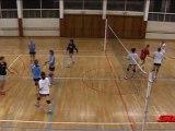 Match amical ESMT vs FSGT volley