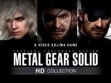 Metal Gear Solid HD Collection - Trailer de lancement (VOSTF)