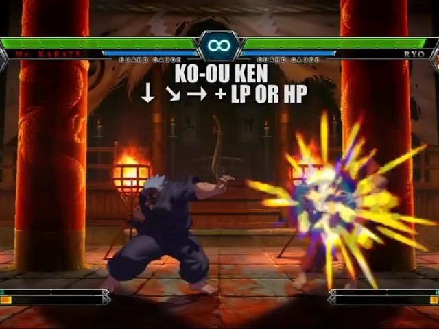 THE KING OF FIGHTERS XIII Mr. Karate Trailer