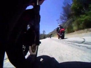 Malibu ride