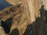 A compilation of Trad, Aid and extreme Climbing Clips from the movies