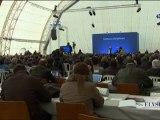 Discours sur la sûreté des installations nucléaires et la politique énergétique (Fessenheim