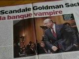 goldman sachs: les nouveaux maîtres du monde